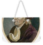Leonhard Euler, 1707-1783 Weekender Tote Bag