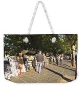 Les Bouquinistes Weekender Tote Bag