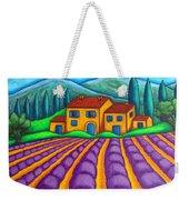 Les Couleurs De Provence Weekender Tote Bag