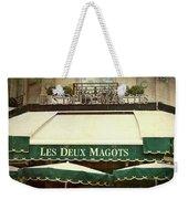 Les Deux Magots - #1 Weekender Tote Bag