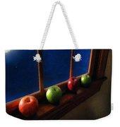 Les Pommes De La Lune Weekender Tote Bag