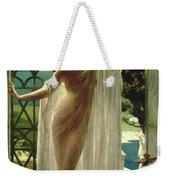 Lesbia Weekender Tote Bag by John Reinhard Weguelin