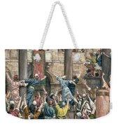 Let Him Be Crucified Weekender Tote Bag