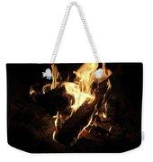 Let It Burn Weekender Tote Bag