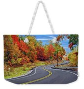 Let It Roll - Pennsylvania Weekender Tote Bag