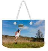 Let The Breeze Guide You Weekender Tote Bag by Semmick Photo