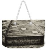 Let The Domino's Fall Weekender Tote Bag