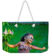 Let The Good Times Roll Weekender Tote Bag