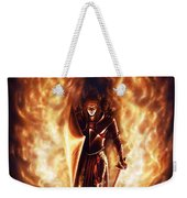 Let The Havens Burn Weekender Tote Bag
