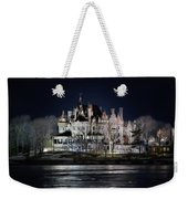 Let The Light On Weekender Tote Bag