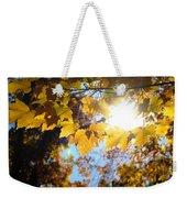 Let The Sun Shine In Weekender Tote Bag