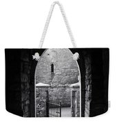 Let There Be Light Cong Church And Abbey Cong Ireland Weekender Tote Bag