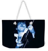Let There Be Rock And Blues Weekender Tote Bag