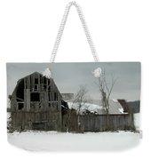 Letchworth Barn 0077b Weekender Tote Bag