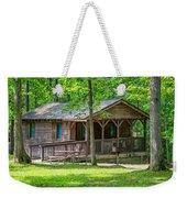 Letchworth State Park Cabin Weekender Tote Bag