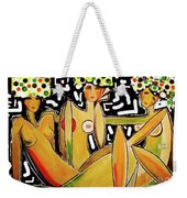 Lets Celebrate Weekender Tote Bag
