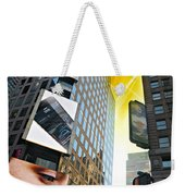 Let's Face It Weekender Tote Bag