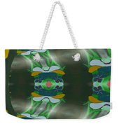 Let's Get Around It Abstract  Weekender Tote Bag