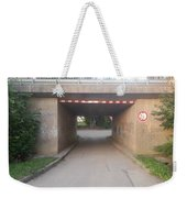 Let's Get Lost Weekender Tote Bag