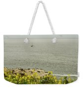 Let's Go Fishing Weekender Tote Bag