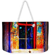 Let's Go To Luckenbach Texas Weekender Tote Bag