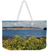 Let's Stop For Lunch Here Weekender Tote Bag