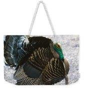 Lets Talk Turkey  Weekender Tote Bag