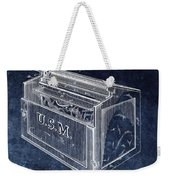Letter Box Patent Weekender Tote Bag