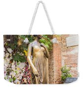 Letters To Juliet Weekender Tote Bag