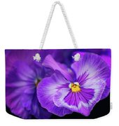 Letters To Violet Weekender Tote Bag