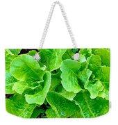 Lettuces Weekender Tote Bag