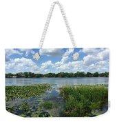 Leu Gardens Waterscape Weekender Tote Bag