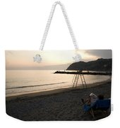 Levanto Beach Weekender Tote Bag