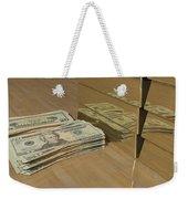Level One Money Manifestation  Weekender Tote Bag