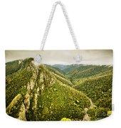 Leven Canyon Reserve Tasmania Weekender Tote Bag