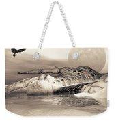 Leviathan's Lament Weekender Tote Bag