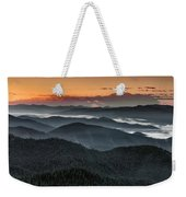 Lewis And Clark Route Weekender Tote Bag