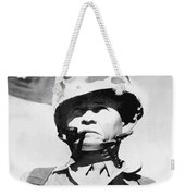 Lewis Chesty Puller Weekender Tote Bag