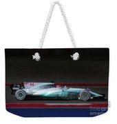 Lewis Hamilton Formula 1 Weekender Tote Bag