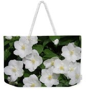 Lewis' Mock-orange Weekender Tote Bag
