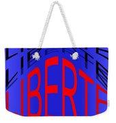 Liberte Weekender Tote Bag