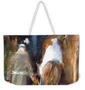 Liberty - Arriving In Bethlehem Weekender Tote Bag