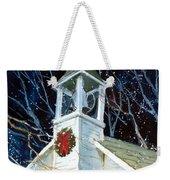 Liberty Christmas Weekender Tote Bag