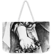 Liberty Is Not Anarchy Weekender Tote Bag