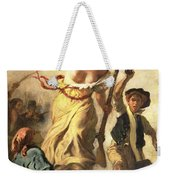 Liberty Leading The People Weekender Tote Bag