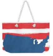 Liberty Weekender Tote Bag by Linda Woods