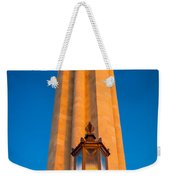 Liberty Memorial Weekender Tote Bag