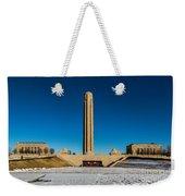 Liberty Memorial Weekender Tote Bag