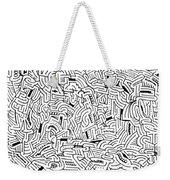 Libidinous Weekender Tote Bag