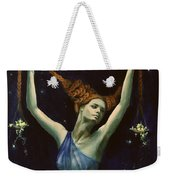 Libra From Zodiac Series Weekender Tote Bag